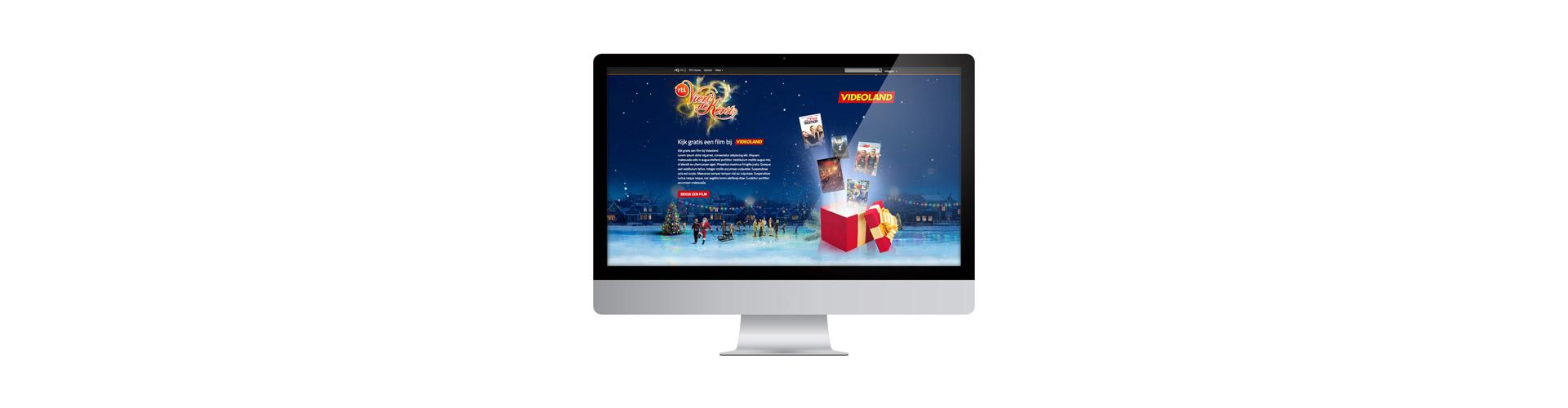 Rtl Nederland Rtl Viert De Kerst Livewall Concepts