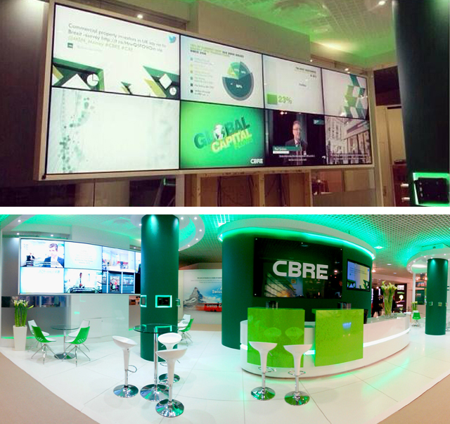 CBRE - CBRE - LiveWall Concepts