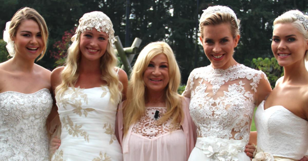 Fonkelnieuw Moeder der bruiden: Mary Borsato - Koffietijd CG-25