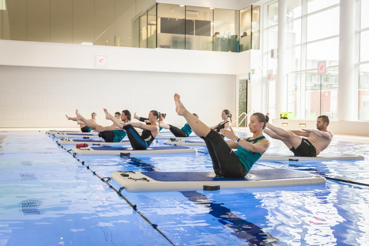 Uitgelezene 5 sportieve activiteiten in het water - Sport in Tilburg OP-06