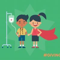 Doneer vandaag op Giving Tuesday