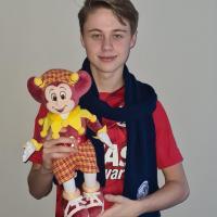 Nieuwe vriend van de Villa: Dani Visser