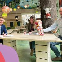 Jaga Climate Designers ook partner Villa Pardoes!