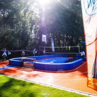 1e Esther Vergeer Multi Sport Court geopend bij Villa Pardoes